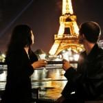 Passer un week-end romantique à Paris